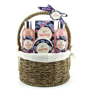 Bath Set-Wild Rose range