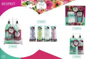 bath set-Hello Spring range